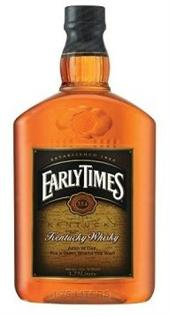 Early Times Kentucky Whisky 750ml